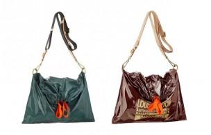 Lien permanent vers Besace poubelle Louis Vuitton