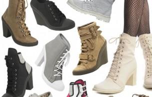 Lien permanent vers Chaussures de brousse : quand les crampons rencontrent les talons