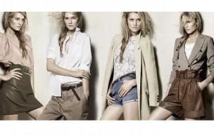 Lien permanent vers Zara Printemps été 2010