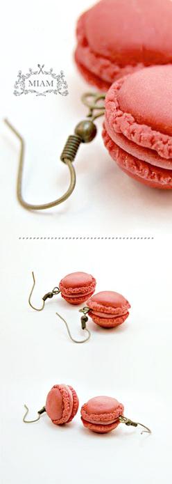 Bijoux MIAM : rencontre avec sa créatrice pres boucle macaron 06