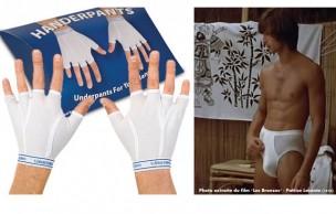 Lien permanent vers Slips de mains ou les gants kangourou
