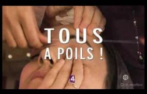 Lien permanent vers Tous à poils !, docu sur le poil sur France 4
