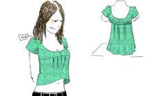 90D vs. Tee-shirts d'été – Le dessin de Maud
