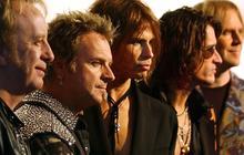 Aerosmith en concert à Paris Bercy le 29 Juin 2010