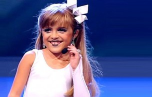 Lien permanent vers Baby Gaga : une petite fille de 8 ans imite Lady Gaga