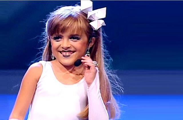 Baby Gaga : une petite fille de 8 ans imite Lady Gaga