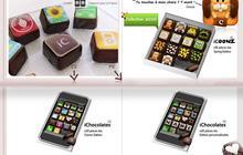 iChocolate : le iPhone en chocolat
