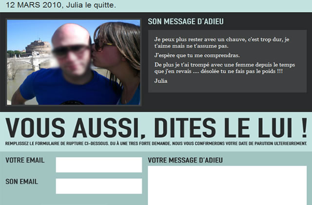 Jetequitte.com, comment quitter sa moitié sans classe
