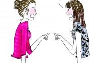 Le secret d'une bonne colocation – Le dessin de Maud