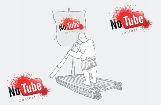 NoTube Contest : la vidéo YouTube la plus inutile