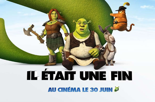 Shrek 4, la bande annonce