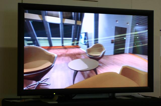 Les téléviseurs 3D arrivent bientôt !