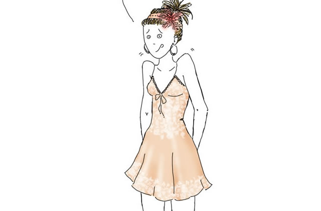 La tenue des festivals – Le Dessin de Maud