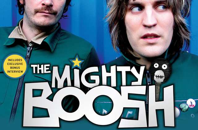 The Mighty Boosh : l'humour anglais à son plus absurde