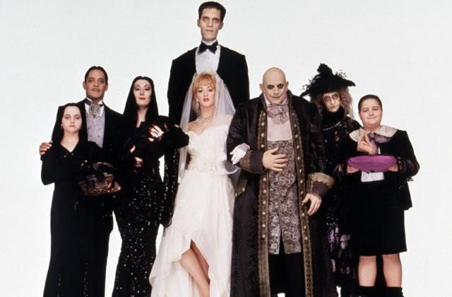 Tim Burton va adapter la Famille Addams