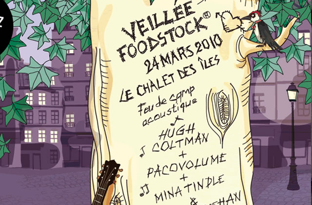 Veillée Foodstock 2010 : c'est ce soir !
