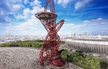 Anish Kapoor signe la sculpture géante des JO de Londres 2012