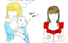 Un contraceptif efficace – Le dessin de Maud