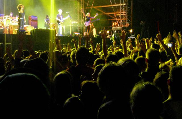 Festival de Werchter 2010