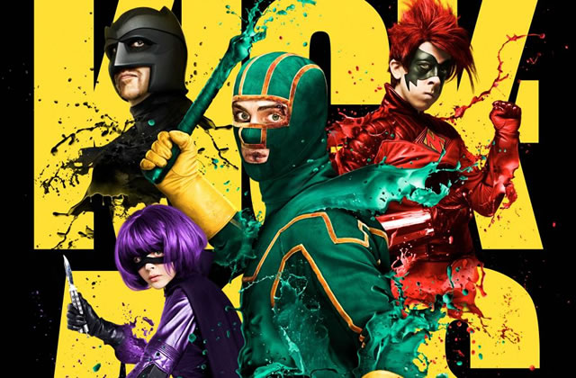 Kick-Ass, le film qui tape du cul !