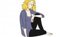 L'été arrive – Le dessin de Clio
