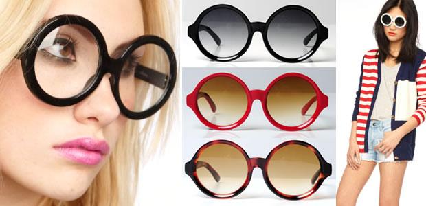 acb584b62e39d5 www.NastyGal.com. On trouve des lunettes rondes-rondes ...