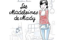 Les Madeleines de Mady, le livre !