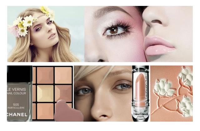 Toutes les tendances maquillage Printemps Eté 2010