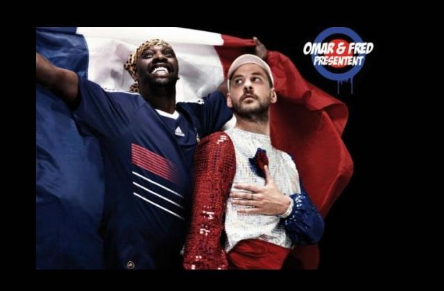 Omar et Fred : Bleu Blanc Rouge, l'hymne de la Coupe du Monde