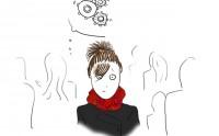 Overbookée de la vie – Le dessin de Maud