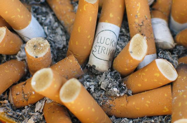 La persuasion par le choc sur les paquets de cigarettes