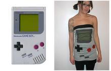 Geekwear : oserais-tu la robe Game Boy ?