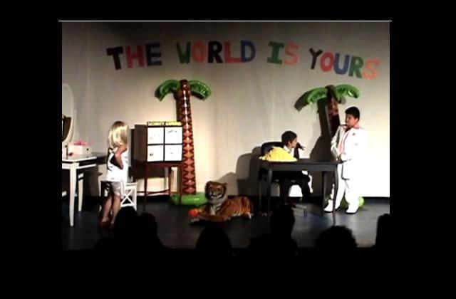 Scarface joué à l'école : adieu Molière ?