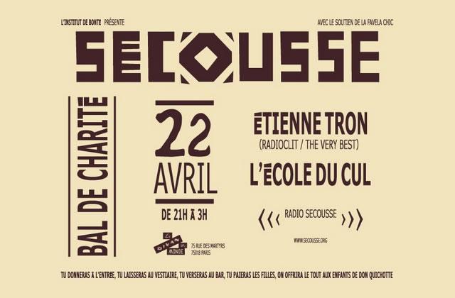 SECOUSSE : Etienne Tron, l'Ecole du Cul et la charité