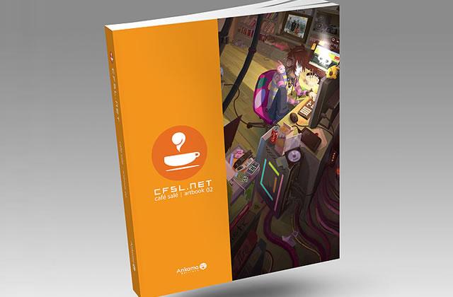Un nouvel artbook pour Café Salé