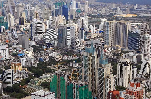 Bangkok : que se passe t-il ?