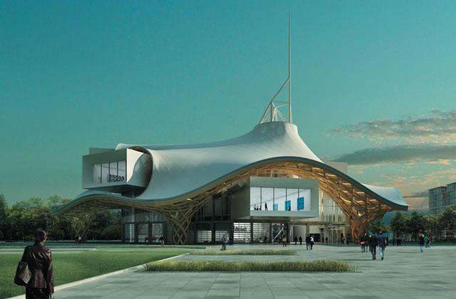 Ouverture du centre Pompidou à Metz : J-5 !