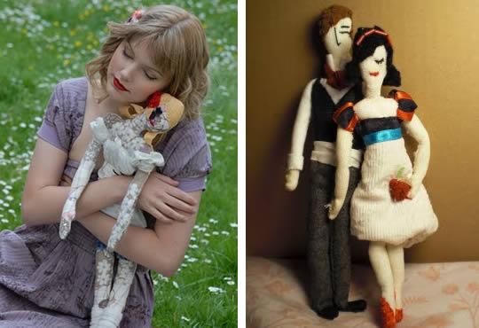 gabaznar Rencontre avec Gabrielle Aznar, créatrice de poupées et accessoires