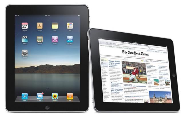 L'iPad fait la une (+ quelques vidéos sympas)
