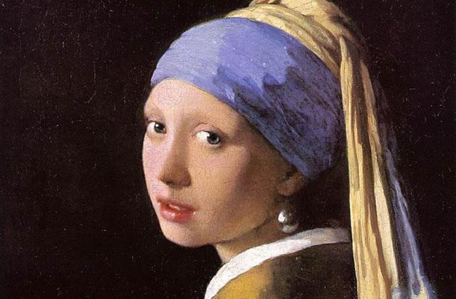 «La jeune fille à la perle», de Tracy Chevalier