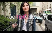 Le Street Style de Caroline, journaliste mode ex-punk