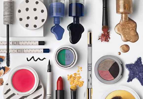 Topshop se lance dans le maquillage !  make up topshop