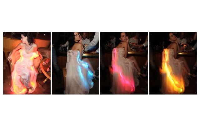Pour ou contre la robe néon de Katy Perry ?