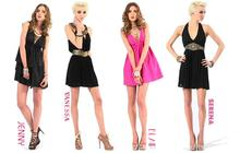 Des robes Gossip Girl chez Miss Selfridge