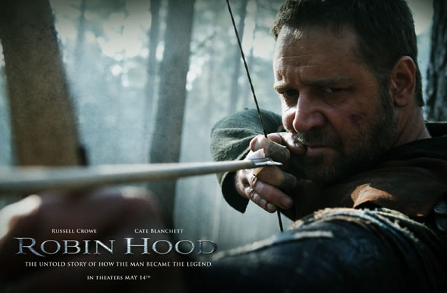«Robin des Bois», de Ridley Scott