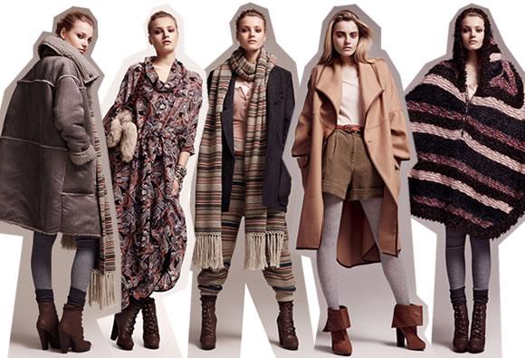 tendances hm automne hiver 2010 2011 Preview des tendances automne 2010 chez H&M