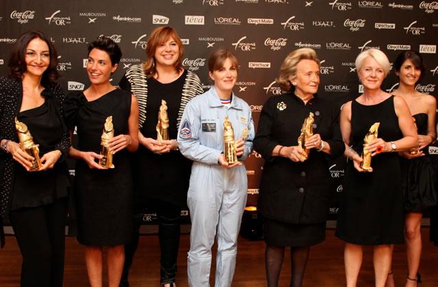 Le Trophée des Femmes en Or 2010