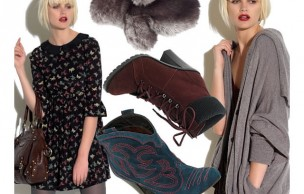Lien permanent vers Collection Automne Hiver 2010 2011 New Look