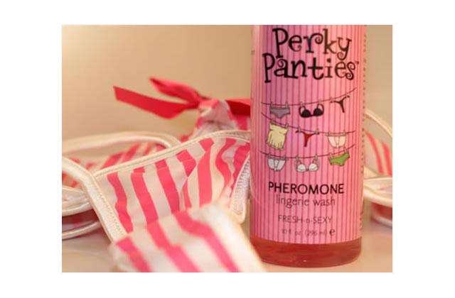 Lavez vos dessous avec des phéromones !