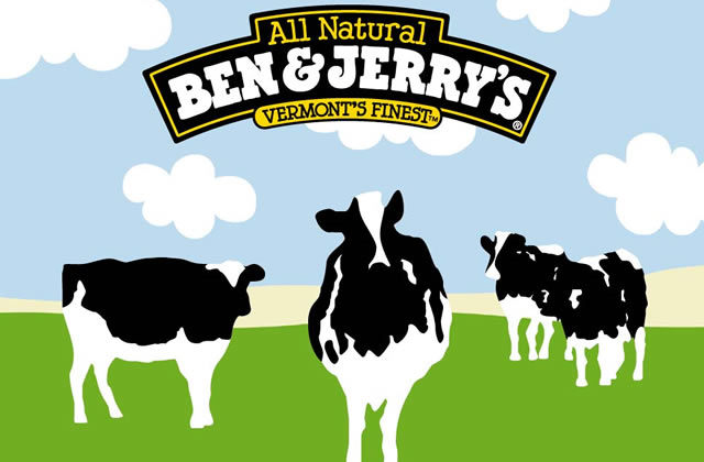 Distribution gratuite de glaces Ben & Jerry's partout en France !